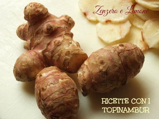 Una raccolta di ricette con i topinambur, fantastici tuberi dalle straordinarie proprietà benefiche e curative.