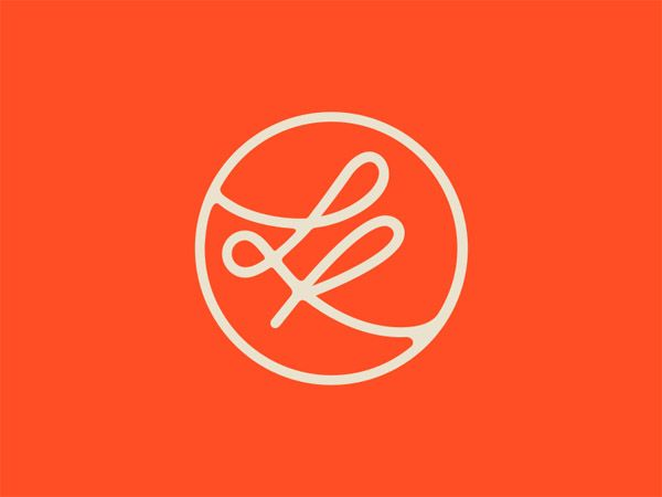 LR monogram logo