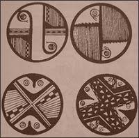 Creación Artesanal Diseños Precolombinos la geometría en la antigua Argentina