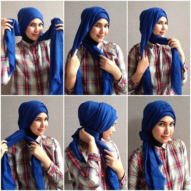 Finally, side twist turban tutorial ☺ #hijabtutorialbyranihatta