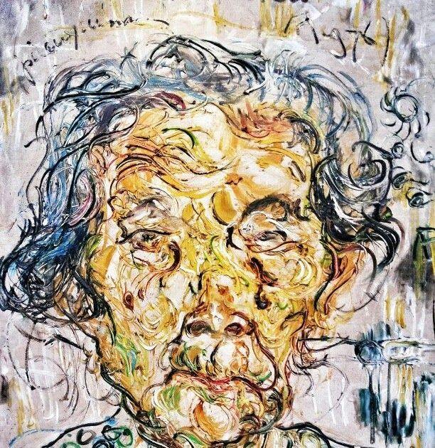 Terkeren 23 Informasi Lukisan Affandi 10 Jenis Aliran Seni Lukis Dan Karya Karyanya Melihat Ekspresi Kehidupan Lukisan Abstrak Ekspresionisme Abstrak Lukisan