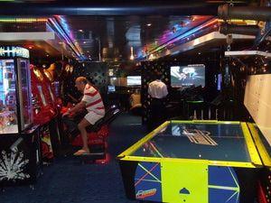 Costa Pacifica: Costa Pacifica - Video Arcade
