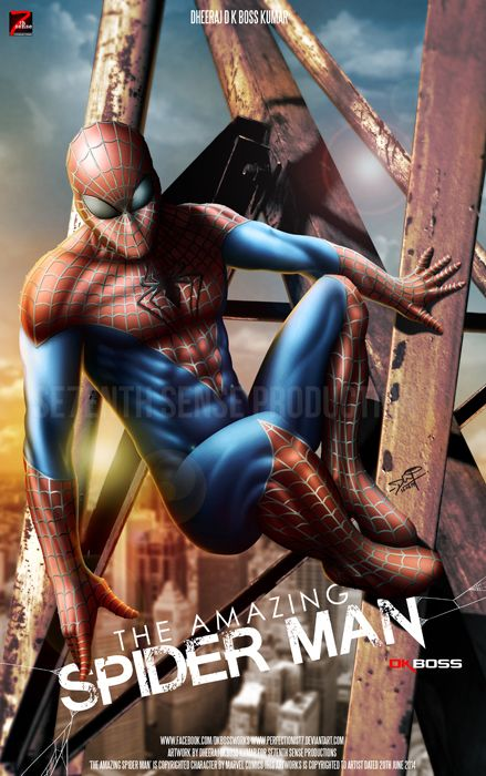 the amazing spider man #dkboss7 #amazingspiderman #spiderman #marvel #comics #civilwar #andrew