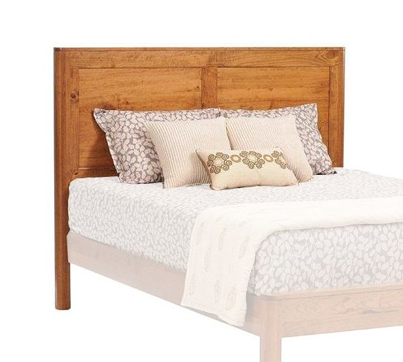 Crossan Panel Bed *Headboard Only Millcraft Bedroom Collection  Simple and sweet adding character to your bed. Who wouldn't want this headboard? The wood adds a lot to a bedroom that could need some pzazz!