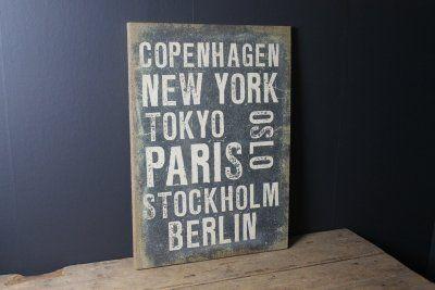 New York,Paris,Tokyo,Berlin,Stockholm,Oslo,Copenhagen