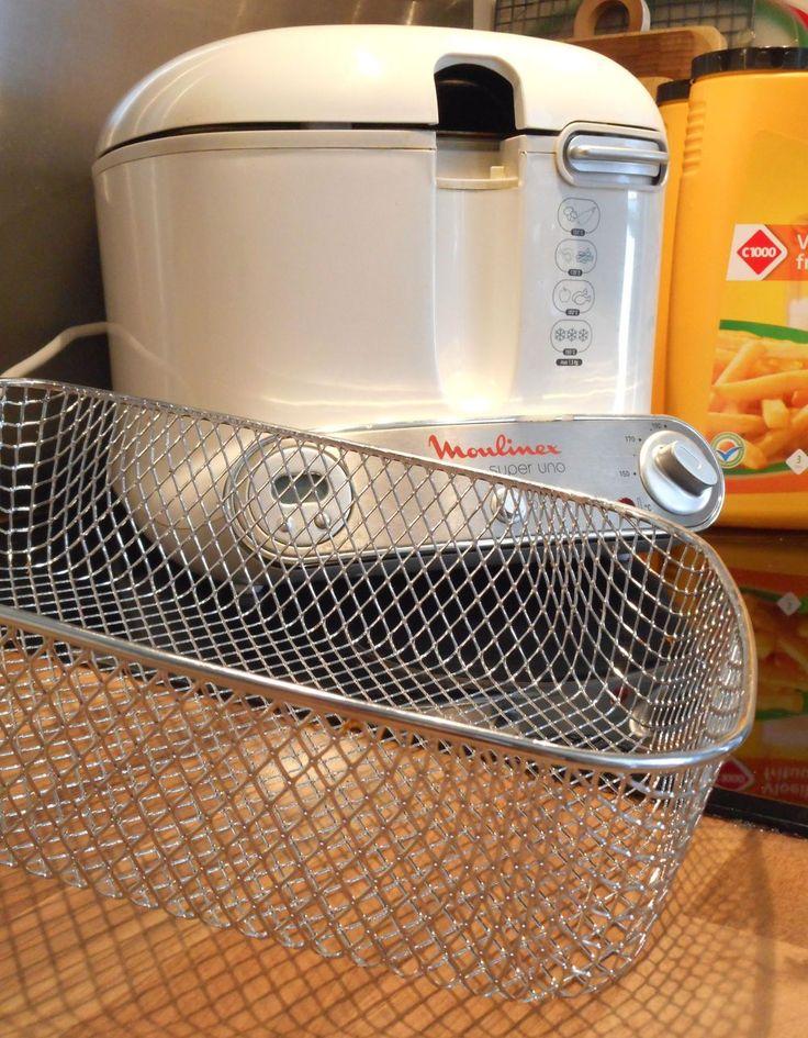 De frituurpan schoonmaken / Algemene tips / Tips & trucs | Hetkeukentjevansyts.nl