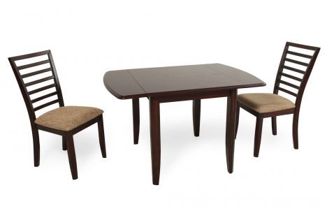 Winners Only Brownstone Dining Set Mathis Brothers Furniture House Stuff