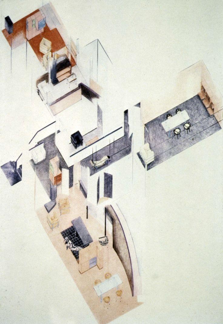 1923-1925 | Le Corbusier | Villa La Roche, Paris, France