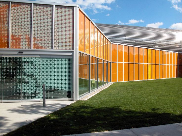 Exterior Glazing - ClearShade for Facades from Panelite