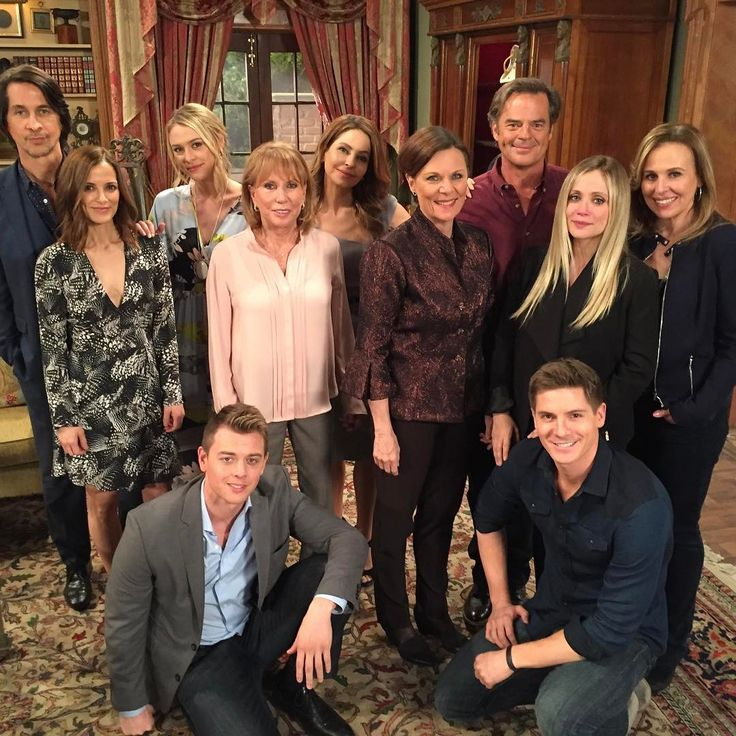 "3,871 Likes, 130 Comments - General Hospital (@generalhospitalabc) on Instagram: ""One last family portrait before she hits the road. #FarewellTracy #GH #GeneralHospital"""