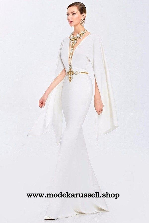 Meerjungfrau Trompeten Abendkleid Robertine