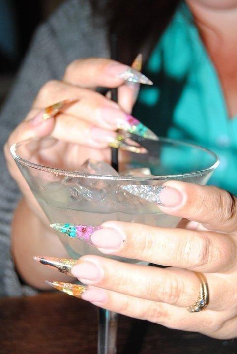 Sydney International Beauty Awards 2011 2nd Place Designer Nails -  Themed Four Seasons
