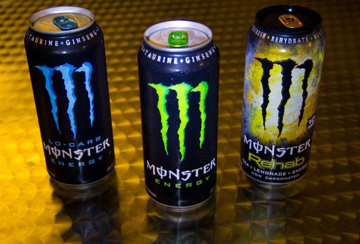 15. Monster Beverage