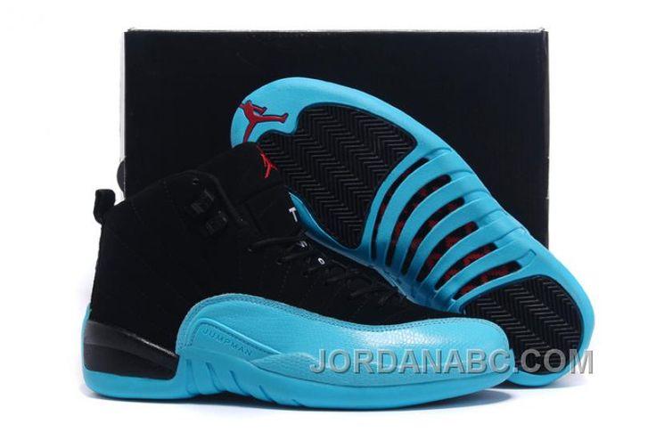 """http://www.jordanabc.com/2016-air-jordans-12-retro-gamma-blue-shoes-for-sale-online.html 2016 AIR JORDANS 12 RETRO """"GAMMA BLUE"""" SHOES FOR SALE ONLINE Only $87.00 , Free Shipping!"""