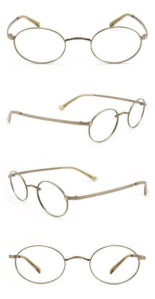 86d37ead65 John Lennon Cambridge Eyeglass Frame - Antique Pewter in 2018 ...