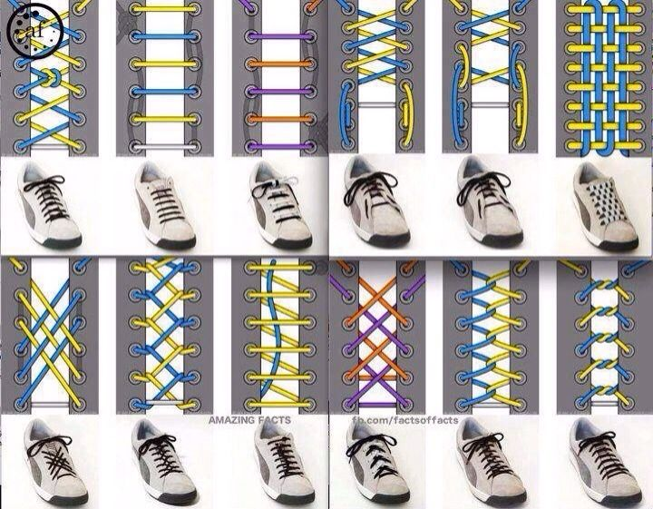 15 best how to tie shoelaces images on pinterest tie shoelaces fun ways to tie your shoes google search ccuart Choice Image