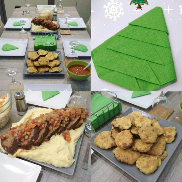 Πρωτοχρονιάτικο τραπέζι 🎆🎄