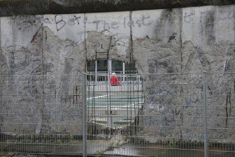 El pesimismo. Reflexión desde El Muro de Berlín. Fotografía de Natalia Pulido.