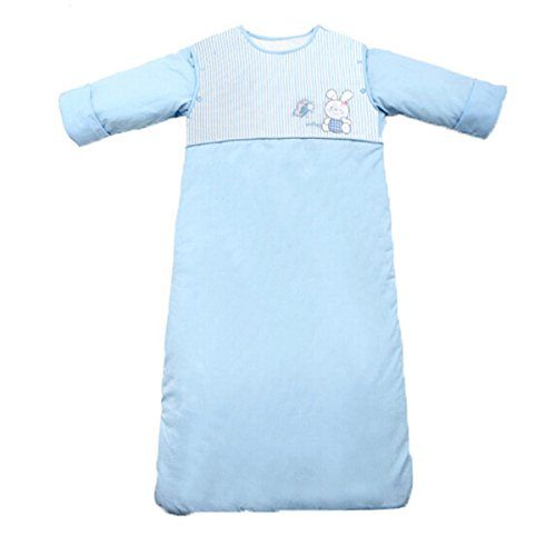 Baby Cartoon Sleeping Bag Sleepsack Open Bottom Removable