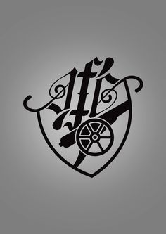 Arsenal FC Logo Rethink & Tattoo on Behance