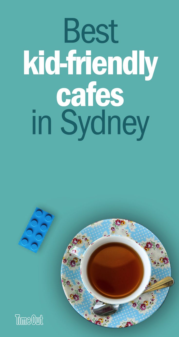 Let them run amuck at the playgrounds, farms and kids' areas in these child-friendly cafés around Sydney. Maybe treat them to a babyccino too.