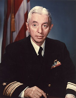 Hyman Rickover (1900 – 1986) was a four-star admiral of the US Navy  and the father of the US nuclear navy. All of our current nuclear navy, which includes 200 nuke subs and 23 nuke capital ships was developed because of his skill, political savvy and knowledge. He was a brilliant American who moved the US Navy far ahead of all of our enemies and competitors. During his record 63 years in the Navy, his team never had a single nuclear accident while developing/building nuclear powered ships.
