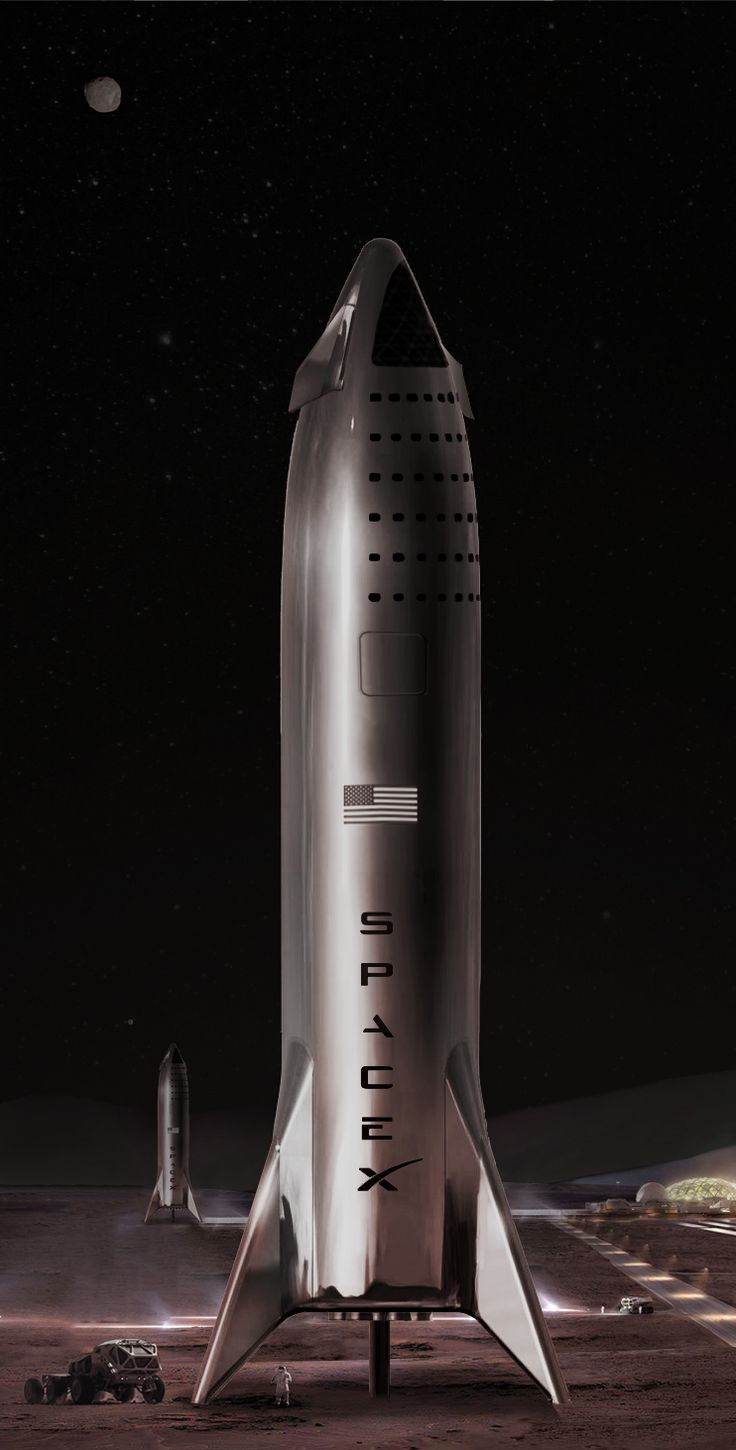 Full Scale Spacex Prototype Stainless Steel Starship Spacex Spacex Starship Starship