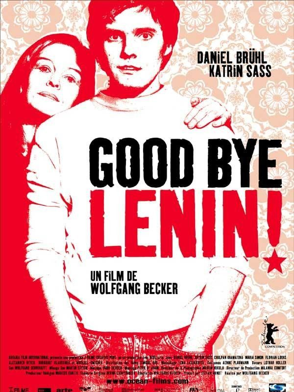 Affiche du film Good bye Lenin !