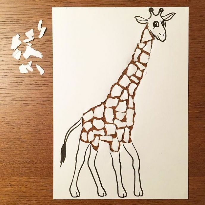 De Deense artiestHuskMitNavn is niet enkel creatief met zijn potlood, maar ook met manieren waarop hij zijn tekeningen tot leven kan brengen. Daarvoor...