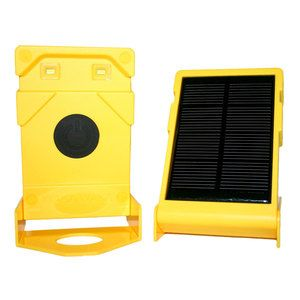 WakaWaka Solar Lamp Yellow, $39, now featured on Fab.