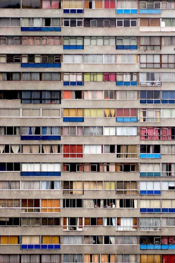 Santiago, Chile: Color/Architecture/pattern
