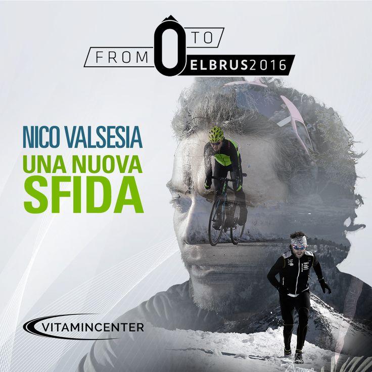 """2 Record Mondiali e 1 NUOVA GRANDE SFIDA all'orizzonte: per Nico Valsesia """"La fatica non esiste"""" ed è partito per il Monte Elbrus, la vetta più alta del Caucaso, per intraprendere un altro Record Mondiale.  => Scopri il percorso di questa nuova incredibile esperienza di Nico """"From 0 to Elbrus"""". #Valsesia #record #mondiale #running #bike #cycling"""