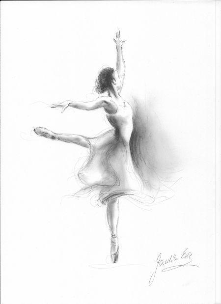 Ballerina Ewa Kienko Gawlik