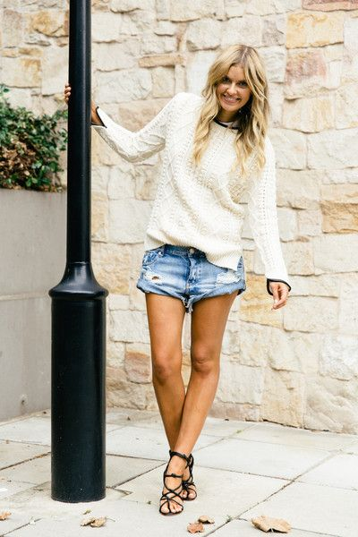 One Teaspoon Denim Shorts DENIM SHORTS