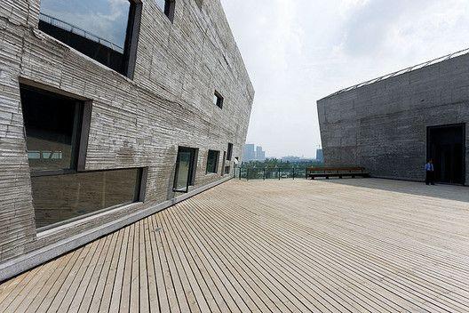 Gallery of Ningbo Historic Museum / Wang Shu, Amateur Architecture Studio - 11