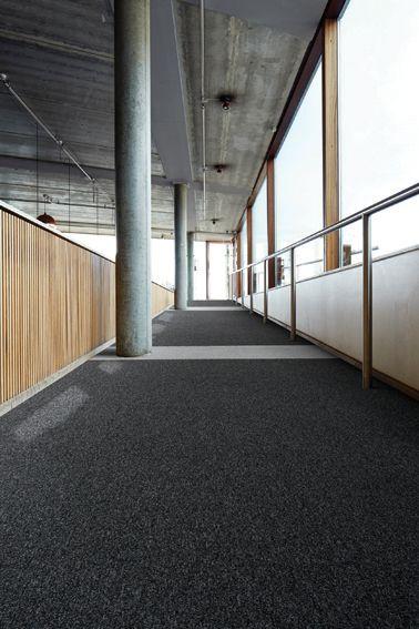Heuga 727 - Coal, Platin, Silver. #Interfacecarpets #design #flooring
