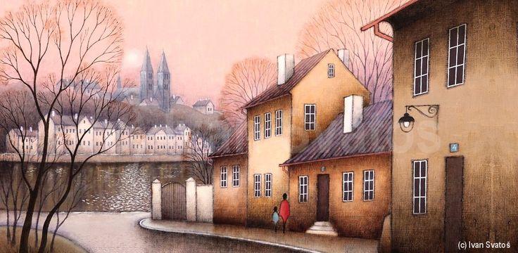 Ivan Svatoš - Praha