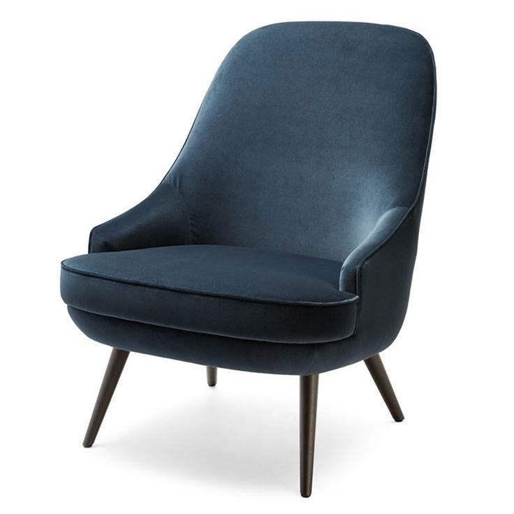 . Modern Armchair - Contemporary Armchair - Leather Armchair - Swivel Armchair…