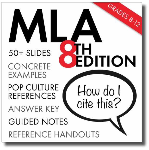 In April, the Modern Language Association folks revamped their suggested citation formatting to be a better fit in our digital age. The release of the 8th edition of the MLA Handbook gives us quite…