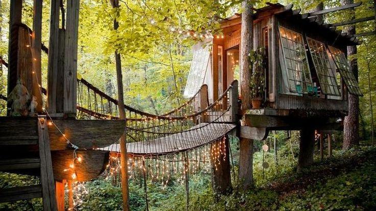 De c�psula futurista a casa na �rvore: as hospedagens incr�veis do Airbnb - 05/07/2017 - UOL Estilo de vida