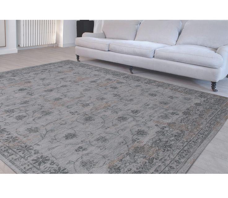 Voorbeeld van Vintage vloerkleed Light grey, diverse afmetingen