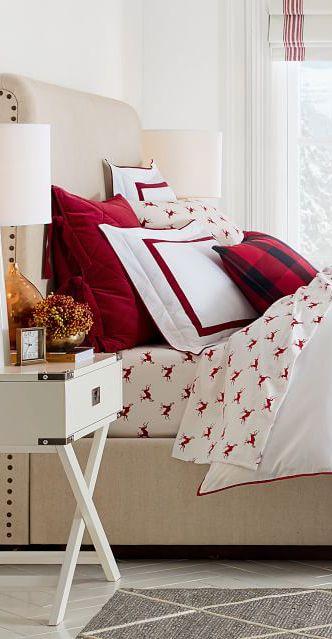 Christmas Bedding in 2018 CHRISTMAS BEDDING Christmas bedding