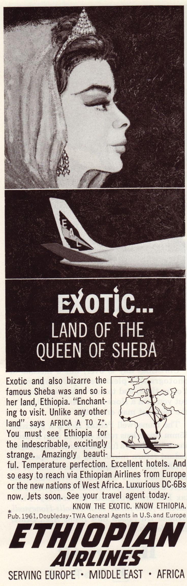 1961 Ethiopian Airlines