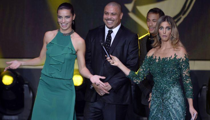 Adriana Lima y Fernana Lima modelos brasilenas