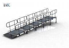 Wheelchair ramps-RK