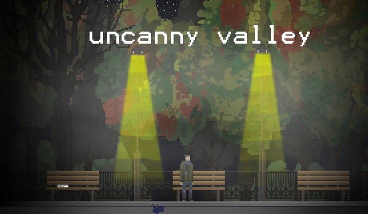 Spooky Pixels !-Uncanny Valley [DEMO]