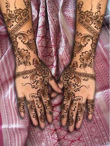 Amaizing Latest Mehndi Henna Collection Indian, Arbic and ...