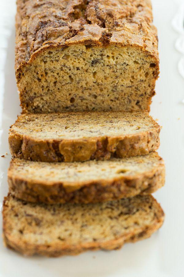 Ultimate Banana Bread | browneyedbaker.com #recipe #baking