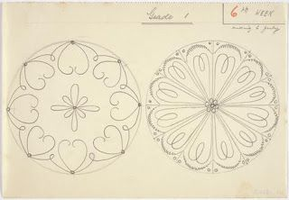 SCHOOL OF SUGARCRAFT: subjects and designs for decorative piping _ Reasons for applications to the croissant Some beautiful ideas Translate