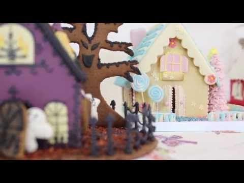 casetta, decora, cake design, passo a passo, casetta delle fiabe, fattoria.
